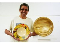Woodturner honoured by London master craftsmen