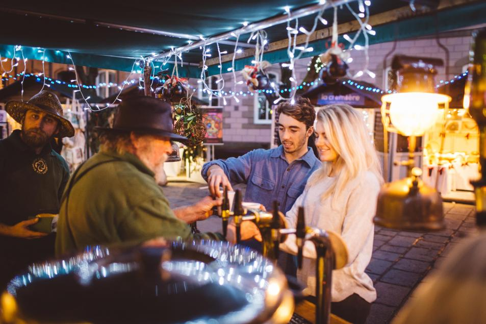 Simply Christmas and Genuine Jersey join forces for Island's largest Christmas markets
