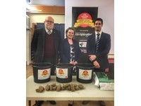 Co-op launch Potato Growing Competition at Rouge Bouillon