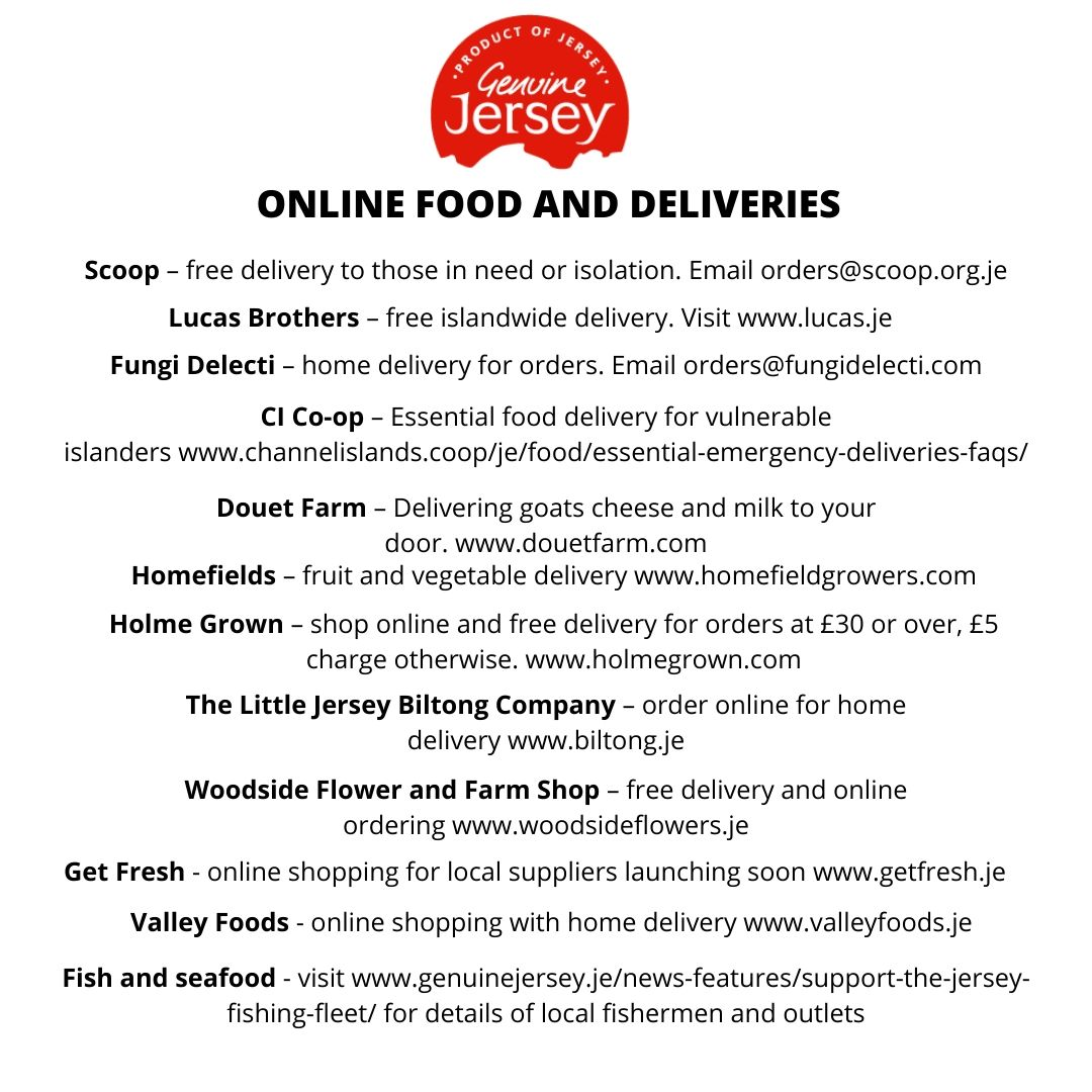 Support Our Local Farmers and Producers through Home Deliveries
