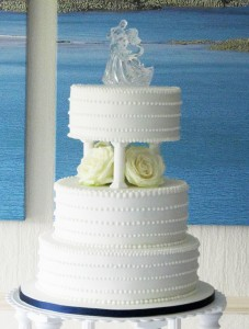 Wedding Cake by Jenna Johnson